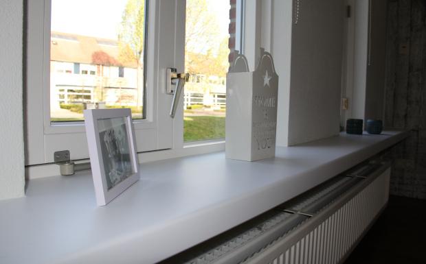 renovatie vensterbank