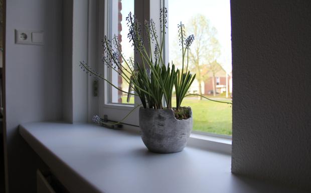 kunstof vensterbank
